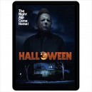 Halloween Michael Myers - Large Throw Fleece Blanket